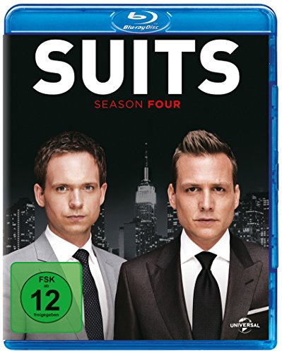 Suits - Season 4 [Blu-ray]