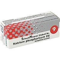 Schuckmineral Globuli 9 Natrium phosphoricum D6 7.5 g preisvergleich bei billige-tabletten.eu