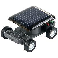 TRIXES Pequeño Mini Automóvil Educativo Accionado a Energía Solar