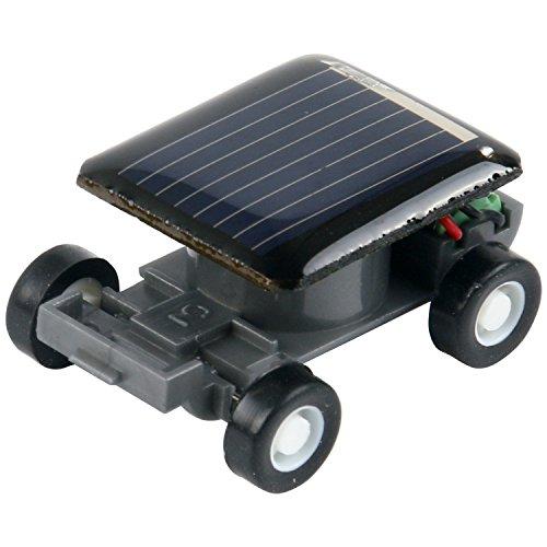 TRIXES Automobilina a energia solare, macchinina, educativo.