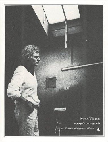 Peter Klasen. Monografia