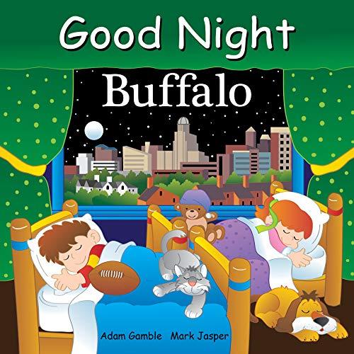 Good Night Buffalo (Good Night Our World) (English Edition)