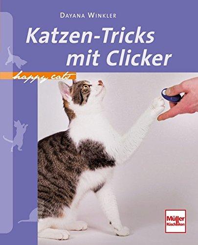 Preisvergleich Produktbild Katzen-Tricks mit Clicker (Happy Cats)