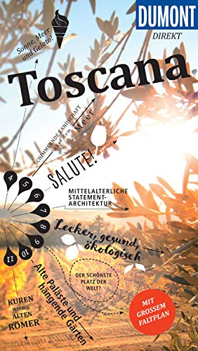 Toskana Schiefer (DuMont direkt Reiseführer Toscana (DuMont Direkt E-Book))