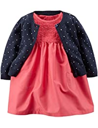Carter's 2 Piece Dress Set (121g026), Pink