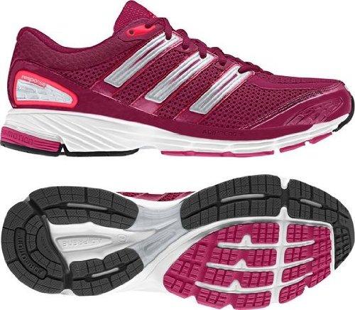 adidas Response Cushion 21 women LILA G61873 Grösse: 43 1/3 (Lila Schuhe Adidas-womens)