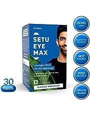 Setu EyeMax - 30 Tablets