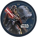 Star Wars-The Clone Wars Wall clock - nero -