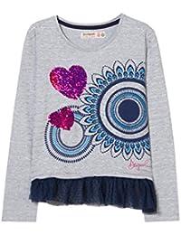 Desigual Mädchen T-Shirt TS_dolichothele