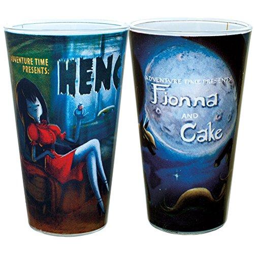 Adventure Time Henchman/Fionna & à bière-Lot de 2