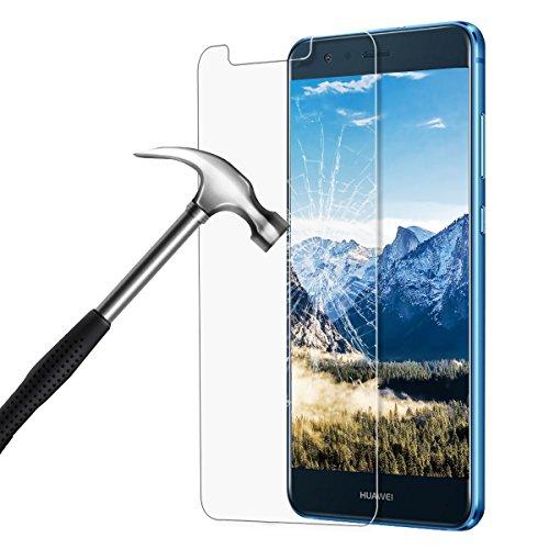 2 X Verre Trempé Huawei P10 Lite,Bigemda HD Film Protection en Verre Trempé écran Protecteur Vitre Glass Screen Protector Pour P10 Lite [9H Anti Rayures][Sans Bulles D'AIR] 0761780765878