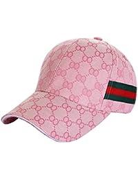 9c65645314c71 UKERDO Al Aire Libre Deporte Equipado Gorras para Hombre Béisbol Sombreros  Accesorios