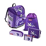 Step by Step Touch Flash Schulranzen-Set 5-tlg. Pegasus Purple pegasus purple