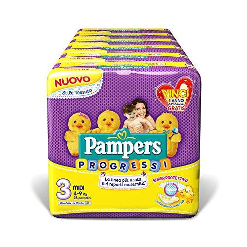 Pannolini usa e getta per bambini
