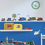 Roommates Roommates Rmk1035Scs Thomas The Tank Engine And Friends Peel And Stick Wall Decals