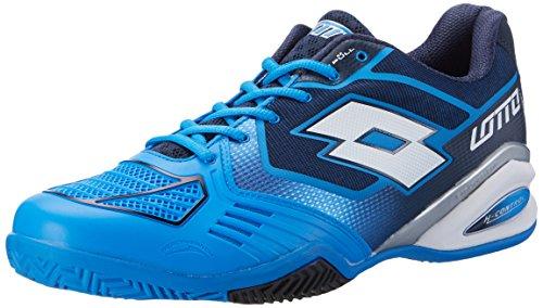 lotto-sport-stratosphere-ii-cly-zapatillas-de-tenis-para-hombre-azul-blu-atl-wht-43-eu