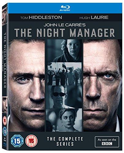 Night Manager   The Complete Series (2 Blu-Ray) [Edizione: Regno Unito]
