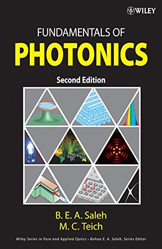 Fundamentals of Photonics (Wiley Series in Pure and Applied Optics)