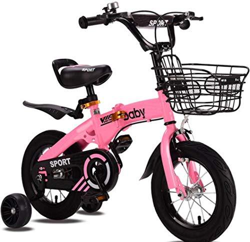 Biciclette Biciclette Pieghevoli Per Bambini Per Ragazzi E Ragazze Adatto Per Bambini Di Età Compresa Tra 2 8 Anni Biciclette Sportive 18 Pollici