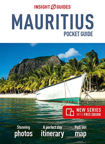 Insight Guides Pocket Mauritius [Lingua Inglese]