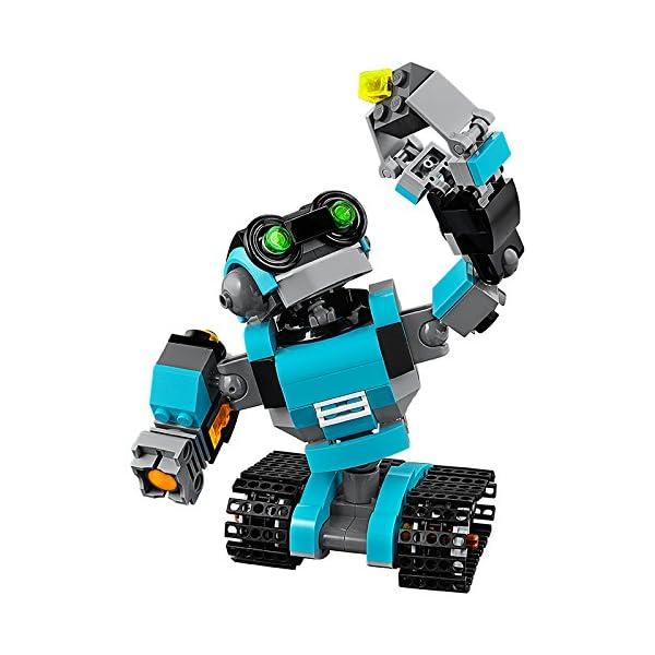 51Zw19M12NL. SS600  - LEGO Creator - Robot Explorador (31062)