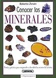 Conocer los minerales (Pequeñas Joyas)