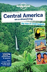 Lonely Planet Central America on a shoestring (Travel Guide) by Lonely Planet (2013-10-01)