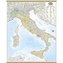 Amazonit Mappa Italia Poster