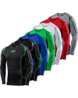 Mens & Boys TCA Elite+ Compression Base Layer Top Thermal Under Shirt
