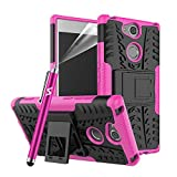 VA Case For Xperia L2 Phone Hybrid Rugged Armor Shockproof