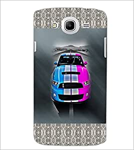 PrintDhaba Car D-2482 Back Case Cover for SAMSUNG GALAXY MEGA 5.8 (Multi-Coloured)