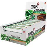 MaxiNutrition Promax Lean Definition Bars - Chocolate Orange, 60 g, Box of 12