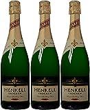 Henkell Trocken Sparkling Wine 75 cl (Case of 3)