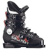 Salomon Kinder Skischuhe Ghost 60T L schwarz/orange (704) 24