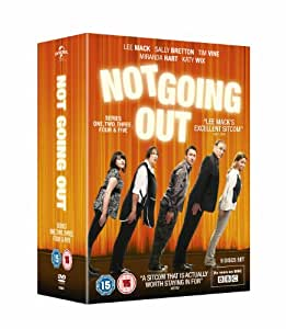 Not Going Out - Series 1-5 [DVD]