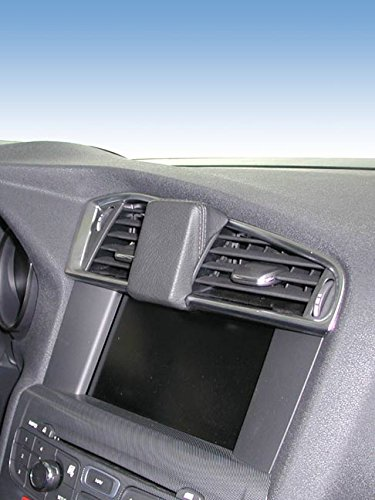 KUDA Navigationskonsole (LHD) für Citroen C4 10/2010- & DS4 05/2011 in Echtleder schwarz