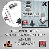 Vocals Volume 2 - Male & Female Studio Acapellas -