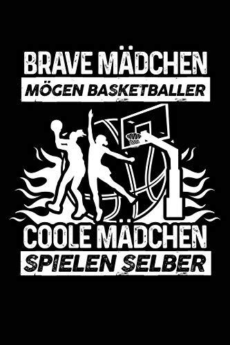 en Basketball: Notizbuch für Basketballerin Basketballspielerin Basketball-Fan ()