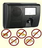 Garden-Protector® Hundeabwehr, Katzenabwehr, Marderabwehr , Marderschreck, auch Hasen Füchse und Mardermit Ultraschall