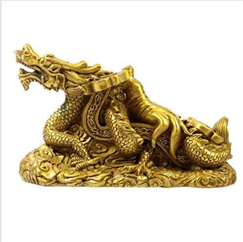 youjiu Suerte Mopec Decorativas Dragon Ginseng Ruyi Dragon...