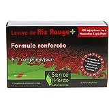SANTE VERTE LEVURE DE RIZ ROUGE + formule renforcee 60cps
