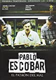 Pablo Escobar. El Patrón Del Mal. Temporada 1 [DVD]
