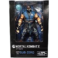 Mezco Mortal Kombat X Sub-Zero 12 Action Figure