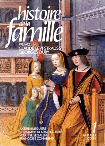 Histoire de la famille : tome 1 - mondes lointains, mondes anciens