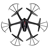 Arshiner MJX X601H C4005 Camera Wireless and HD Video Real-time WiFi FPV Quadcopter Hexacopter Drone