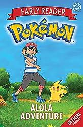 Alola Adventure: Book 1 (The Official Pokémon Early Reader)