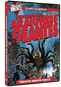 L'invasion des araignées géantes (Director's cut édition) [Version inédite Uncut]