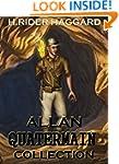 Allan Quatermain Collection: 15 Novel...