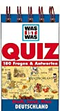 Was ist was, Quizblock, Stadt, Land, Fluß - Deutschland (WAS IST WAS Quizblöcke)