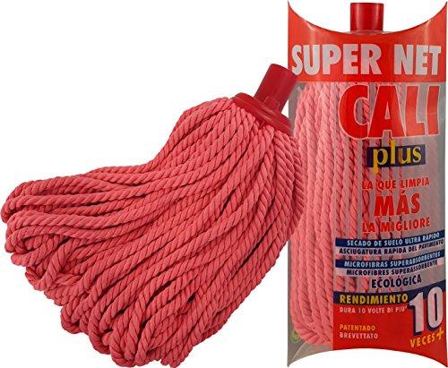 Fregona de Microfibras Super Net Cali (Rosa)